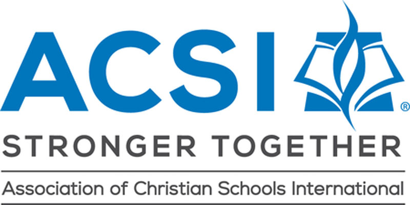 ACSI Stronger Together Logo