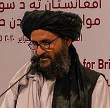 Abdul Ghani Baradar, Afghan Taliban Leader
