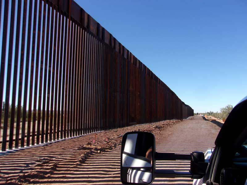 Border Wall New