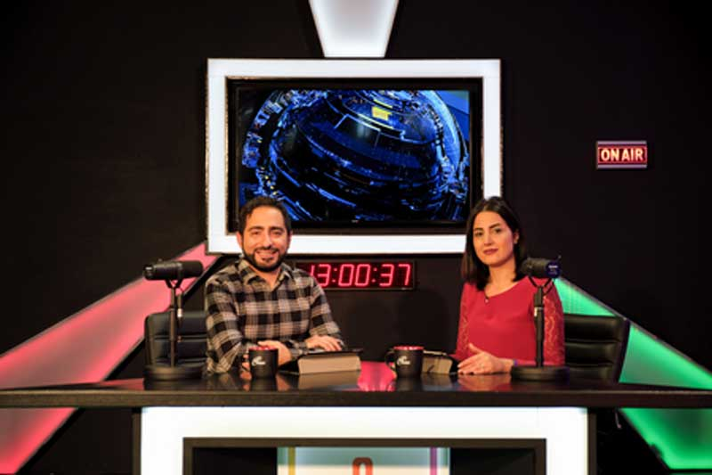 NEW HOPE FOR IRAN'S 'SECRET' CHURCH: Middle East satellite TV broadcaster SAT-7 (www.sat7usa.org) is now beaming its live, interactive Persian-language Signal show into homes across Iran and the entire region -- giving isolated Christians their first opportunity to connect on-air with other believers in real-time. Click here to watch.