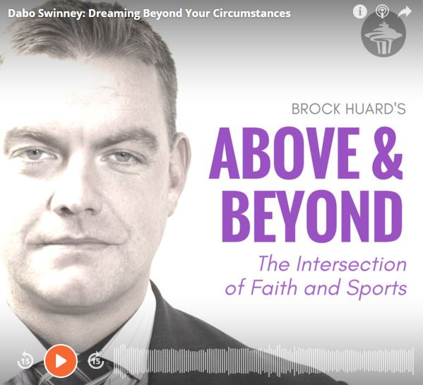 Brock Huard's Above & Beyond - Clemson Coach