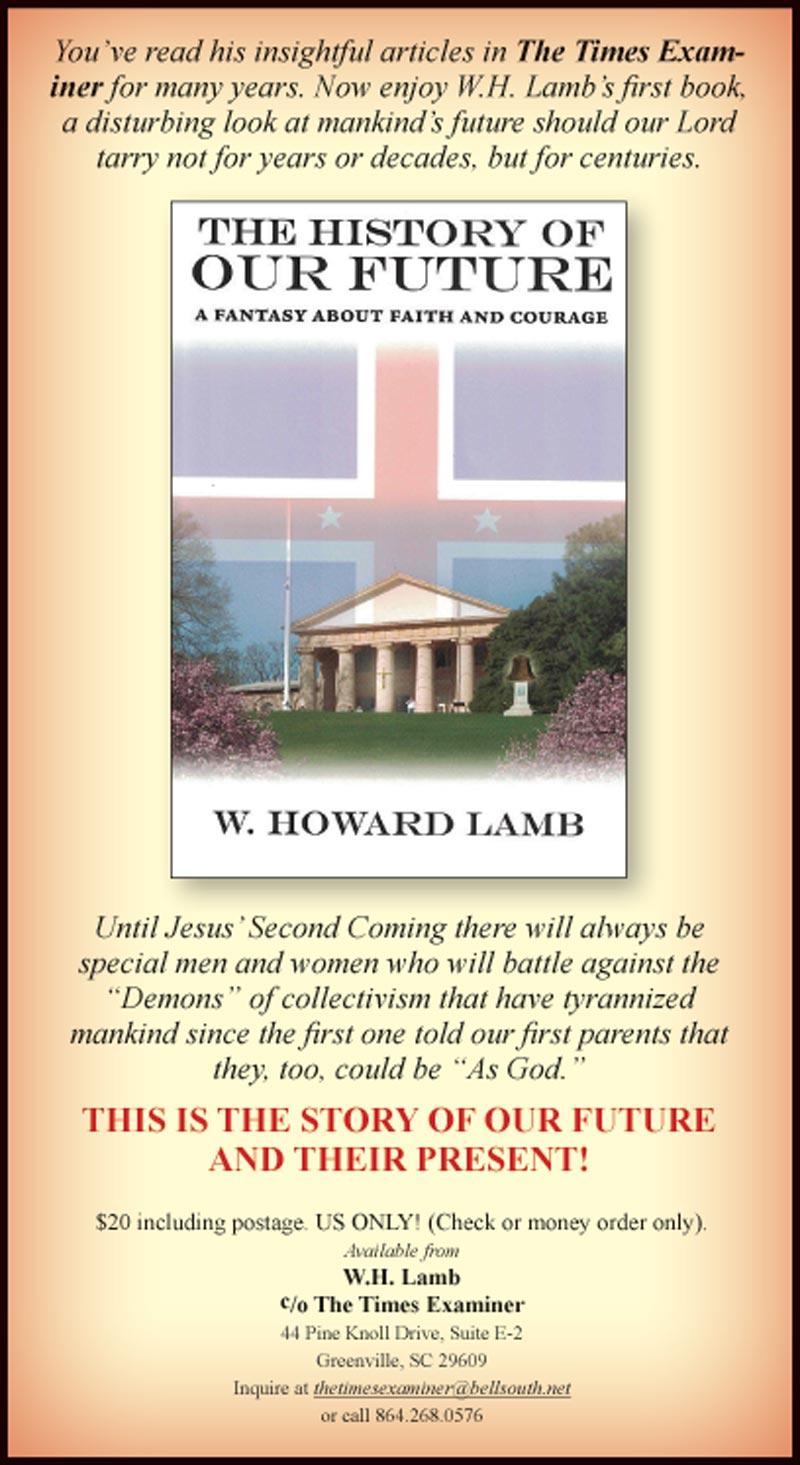 WH Lamb Book
