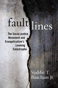 Fault Lines (cover of Voddie Baucham new book)