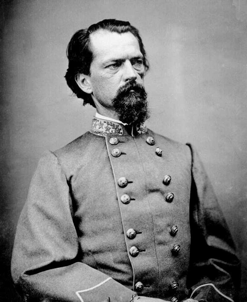 John Brown Gordon Confederate Lt. General,  and later U.S. Senator and Governor of Georgia