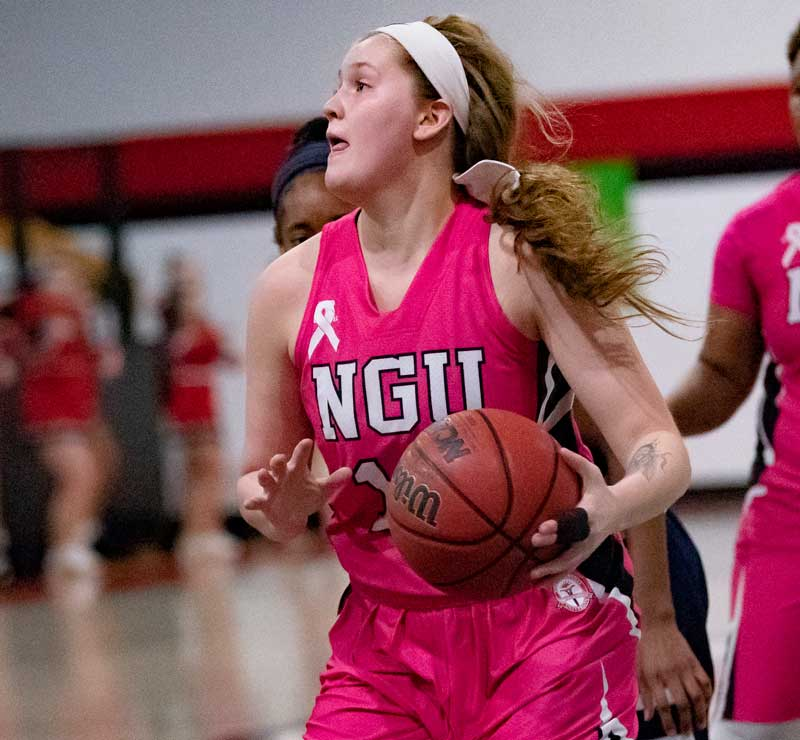 NGU Athletics to Host Annual 'Pink Week' Feb. 11-15.