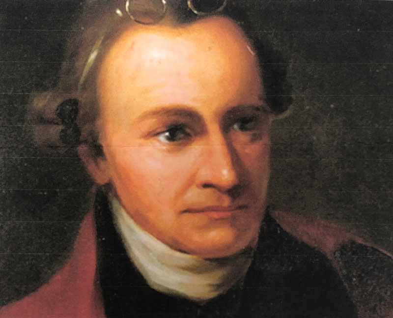 Patrick Henry (1736-1799), as he appeared CA. 1775 in his