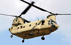 U.S. Army CH-47 Chinook