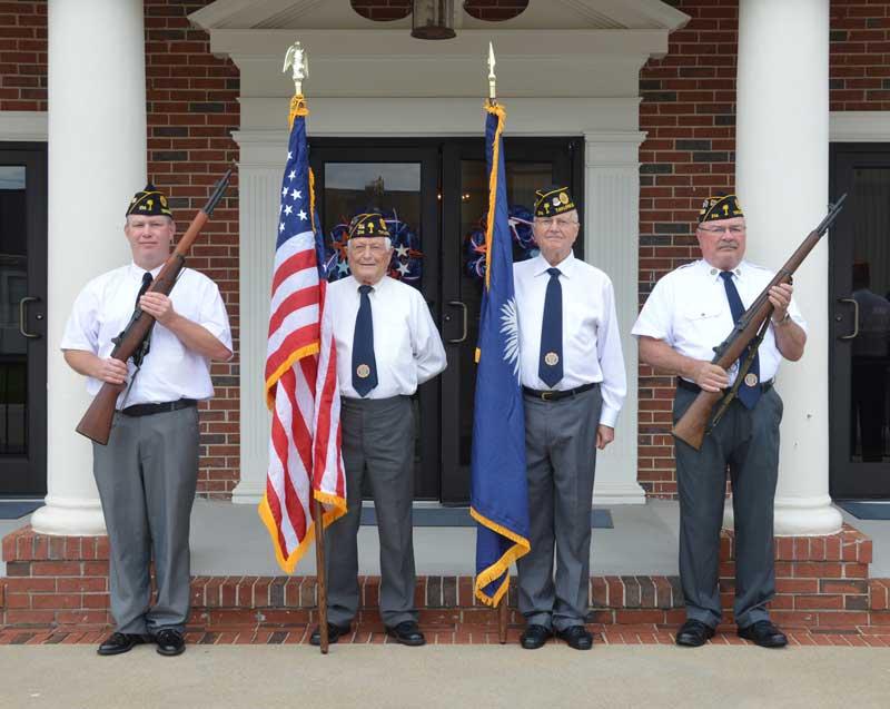 Military Appreciation at Wrenn Memorial Baptist - The Times Examiner