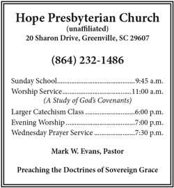 Hope Presbyterian Church
