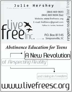 Live Free, Inc.